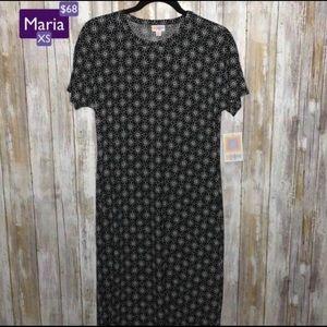 Xs Maria Dress Maxi length NWT
